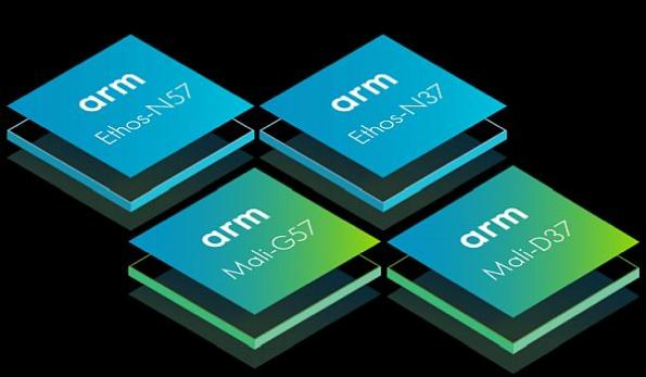 Arm ML processors bring AI to mainstream devices