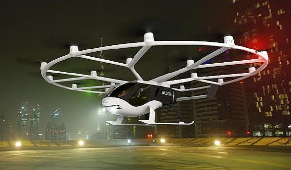 Micron invests in autonomous, on-demand air taxi startup