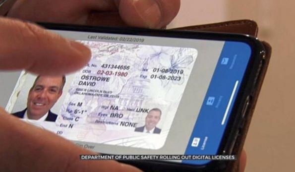 Digital driver's license gives users control of ID