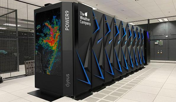 Supercomputer-based weather forecasting system rolls out worldwide
