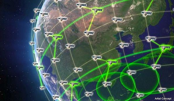 Mission-level autonomy coming to DARPA LEO small satellite network