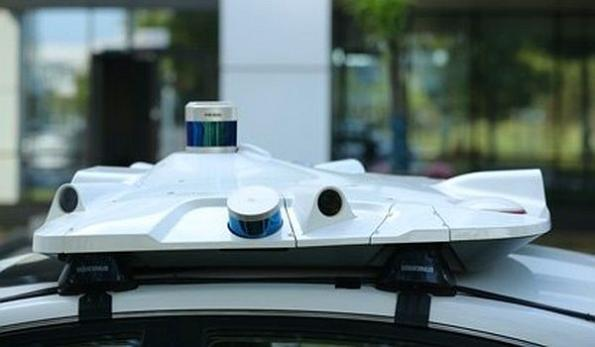 Self-driving startup unveils L4 autonomous sensing solution