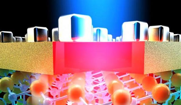 Plasmonic light detector could revolutionize multispectral imaging