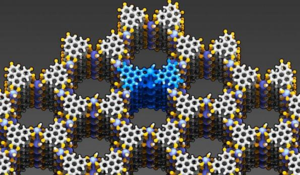 Synthetic porous material promises 'new-age' supercaps, batteries