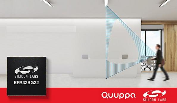 Silicon Labs, Quuppa unveil 'best-in-class' BLE location solution