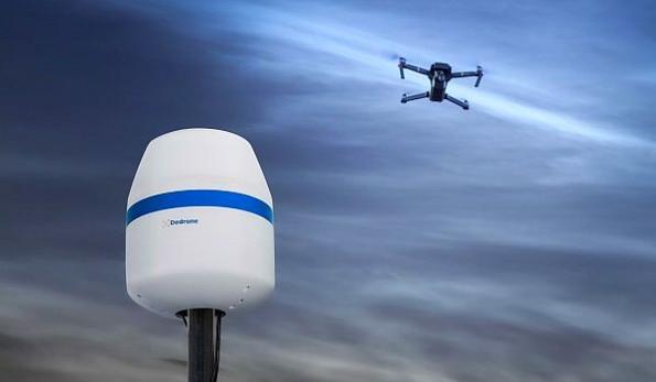 RF sensor for small-UAS detection and threat mitigation