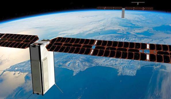 Smart satellite tests 'new era' of space-based computing