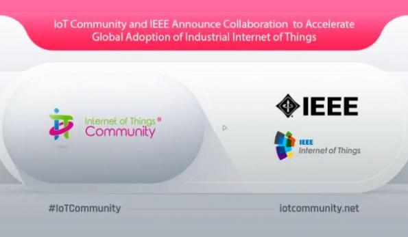 IoT Community, IEEE team to speed global industrial IoT adoption