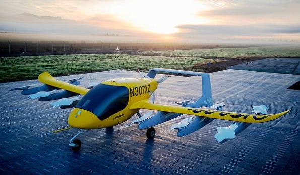 Autonomous air taxi trial slated for New Zealand