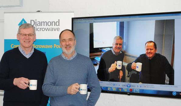 TMD Technologies buys stake in GaN PA specialist Diamond Microwave