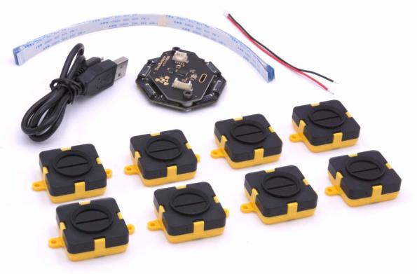 ToF sensor array