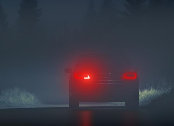 red LED