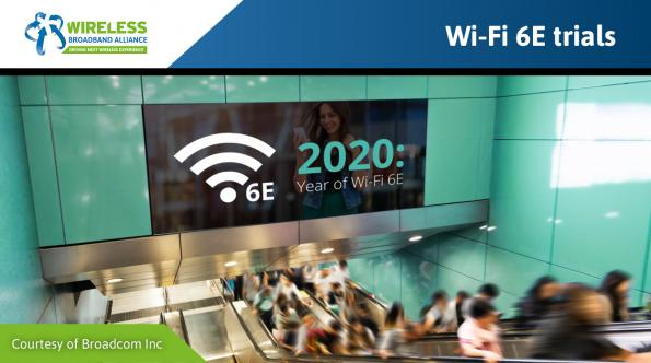 Wi-Fi 6E trials shows huge potential of Wi-Fi in the 6-GHz band