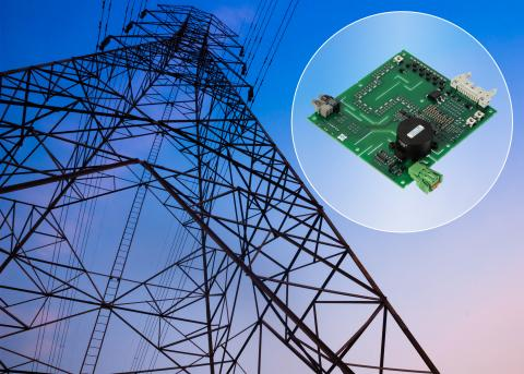 The 1SP0351 SCALE-2 gate driver from Power Integrations is designed for popular 4500V IGBT modules.