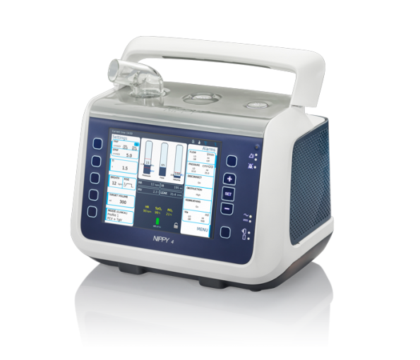 UK looks to ramp up ventilator production for Covid-19 with the Nippy 4