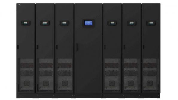 ABB's MegaFlex data centre UPS has power ranges of up to 1.5 and 1.6 MW with half the footprint of other versions