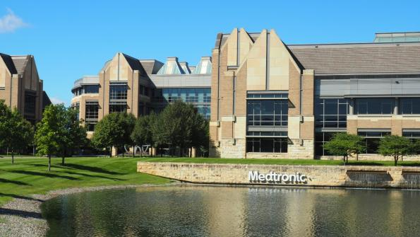 Medtronic has increased ventilator capacity by 40 per cent and is set to double production