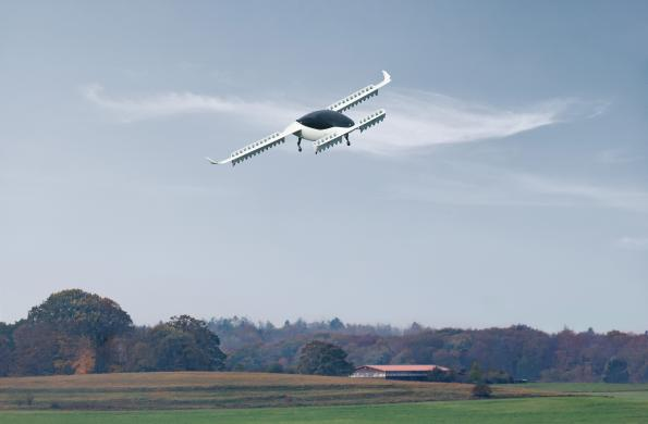 German electric aircraft maker Lilium has raised $240m in an internal funding round