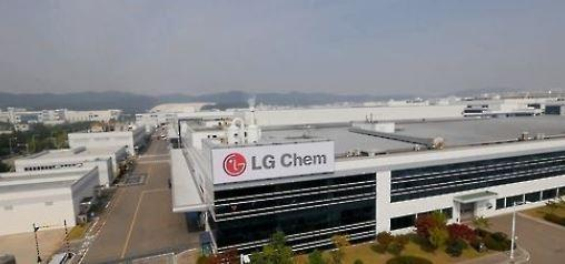 LG Chem has raised €480m for its battery gigafactory in Poland that will create 1800 jobs, including R&D.