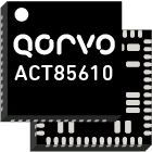 The ACT85610 PMIC from Qorvo combines power loss protection (PLP) and programmable power management in a single chip, integrating all the eFuse, buck regulators and boost regulator FETs