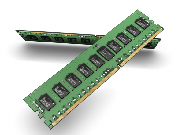 DRAM modules