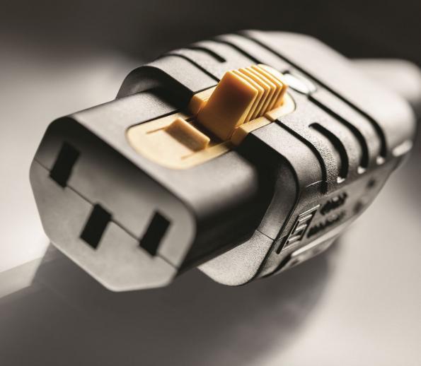 IEC appliance inlet