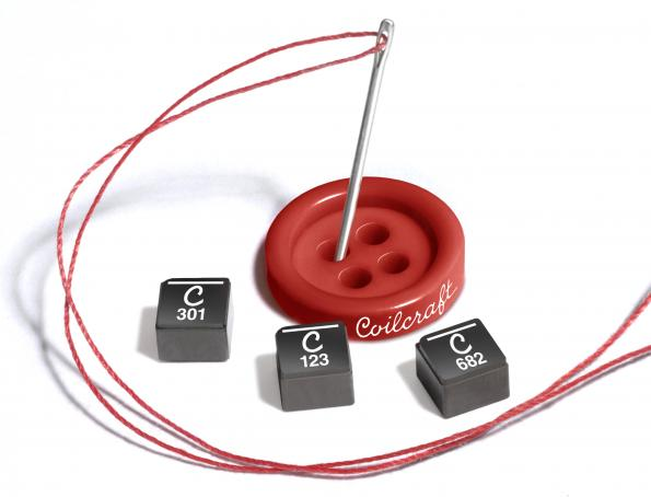 Coilcraft's XGL4030 inductor ranges from 0.13 to 12.0 µH