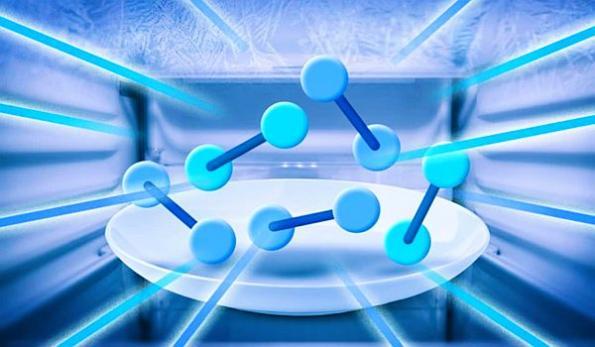 Nano 'refrigerator' holds promise for molecular quantum computing