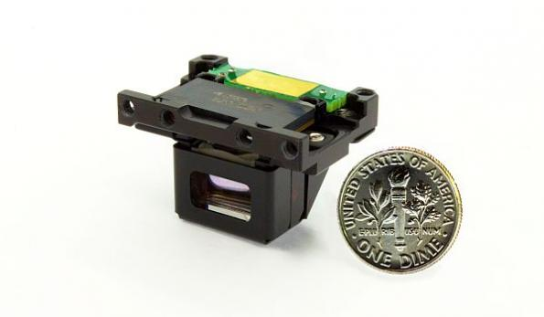 Optical engine reference design for smart glasses is ultra compact