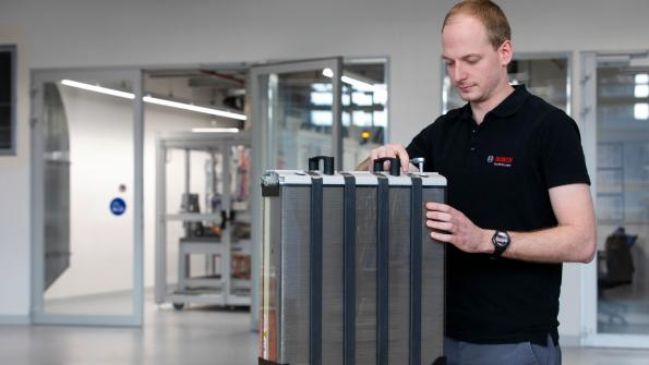 Deals with Powercell and Ceres Power are key to Bosch plans to boost fuel cell technology over batteries for both mobile and stationary power