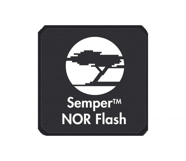 NOR flash