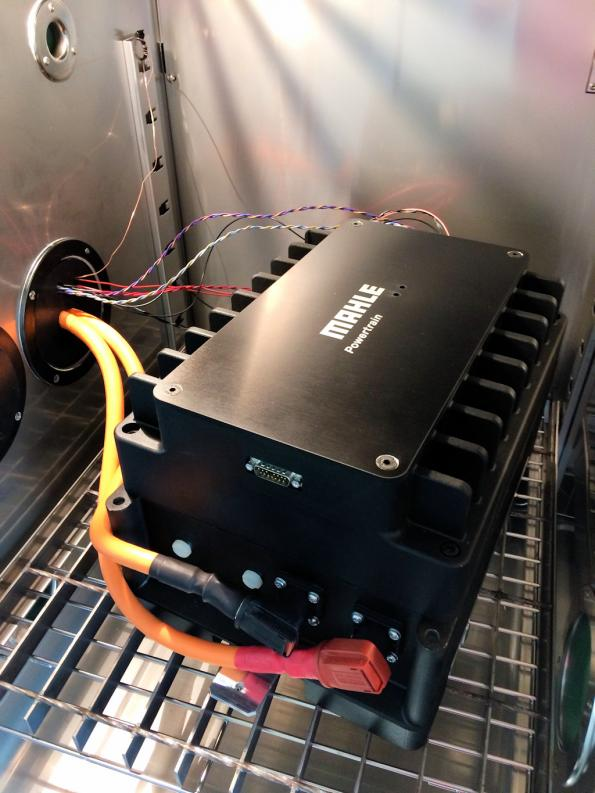 Mahle Powertrain has opened a facility in the UK specifically for the testing and development of electrified powertrain battery packs and modules using enviornmental chambers from spec..