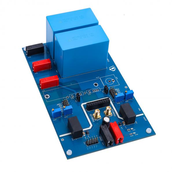 Infineon Technologies has launched a modular evaluation system for its 1200V SiC MOSFETs.