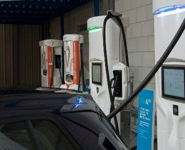 Encrypted EV charging technology tested at Tritium's Innovation Centre in Amsterdam