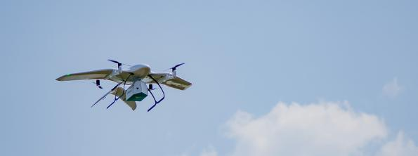 Wingcopter in Germany has won €3m for a drone delivery project in Africa to help tackle the Covid-19 outbreak