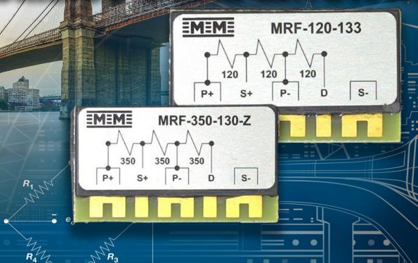 Bridge completion modules