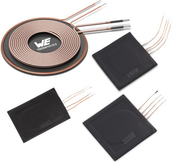 power transfer coils
