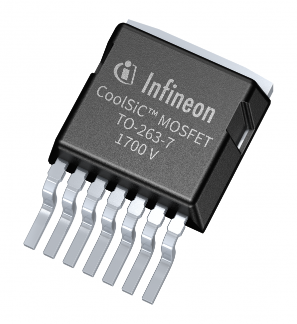 The latest 1700V CoolSiC MOSFETs from Infineon Technologies are optimised for PWM controllers in single ended flyback designs and so do not need a driver.