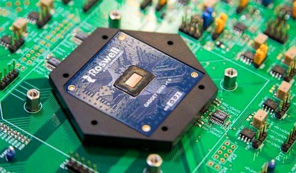 Molecular electronics biosensor chips near commercial availabllity