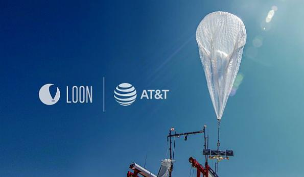 Loon, AT&T partner on disaster connectivity solution