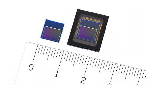 Intelligent vision sensors have AI processing functionality