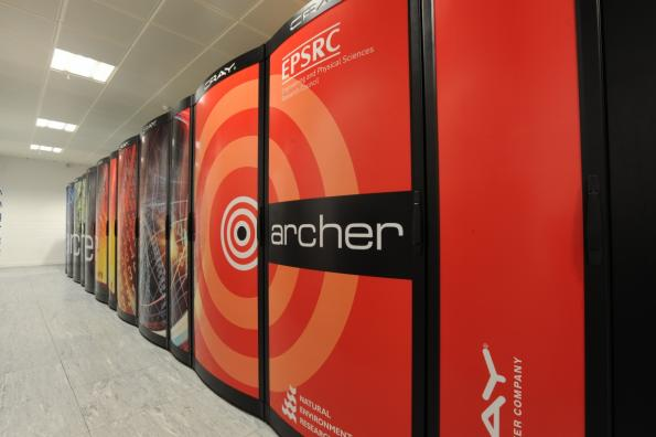 ARCHER at the University of Edinburgh will be part of the UK Research and Innovation (UKRI) has joined the US Covid-19 high performance computing (HPC) consortium