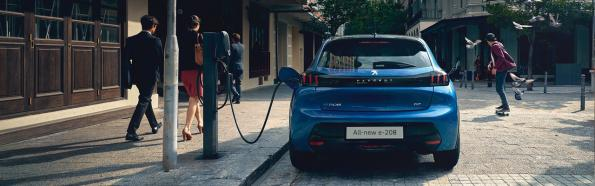 Groupe PSA is rolling out EV charger systems through its dealers for charging electric vehicles at home with a range of partners including Delta.