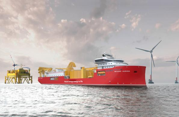 Nexans is to supply the high voltage cables for the Seagreen 1GW offshore wind farm, the largest in Scotland