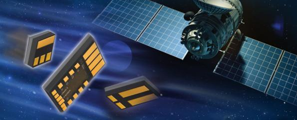 Rad hard GaN joint venture for space applications