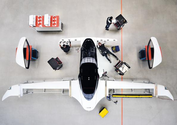 Lilium in Munich has raised an additional $35m for its electric aircraft development from a new investor to weather the Covid-19 downturn.