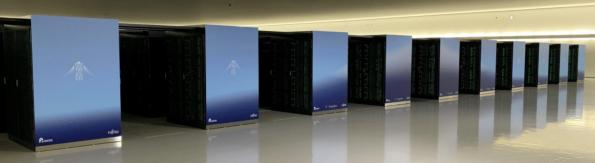 The Fugaku ARM-based supercomputer in Japan is the world's most powerful supercomputer with performance over 1 exaflop, and is being used to model drugs to fight Covid-19