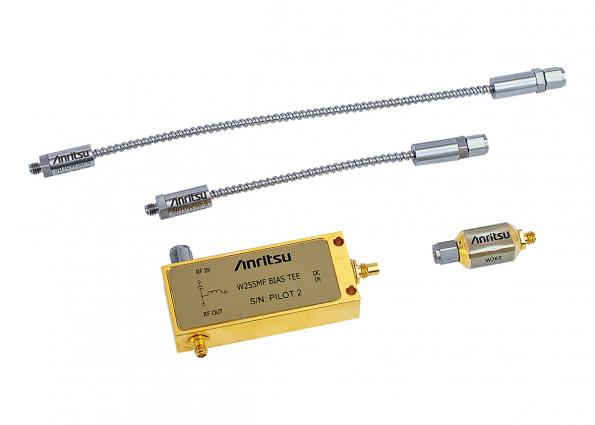 Anritsu expands DC to 110 GHz W1 components line