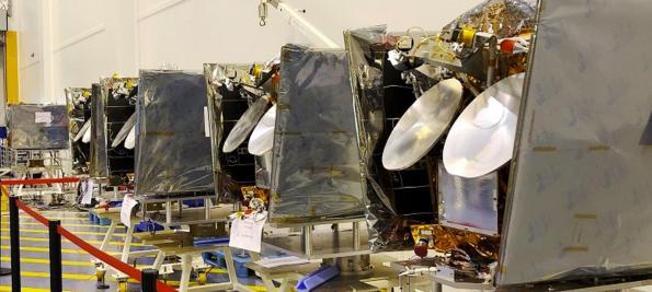 UK mulls OneWeb stake to build satellite navigation system