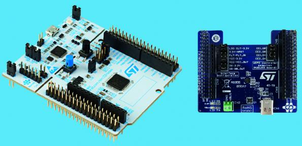 STMicroelectronics is enabling USB Fast Charging over USB-C for embedded applications with the Nucleo-G071RB USB-IF-Certified Development Board